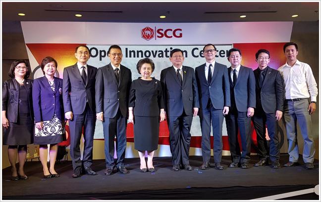 SCG เปิดตัว ��Open Innovation Center�� ในอุทยานวิทยาศาสตร์ประเทศไทย ต่อยอดธุรกิจจากทั่วโลกด้วยความร่วมมือ RD หวังผุดนวัตกรรมที่เร็วและดีกว่า